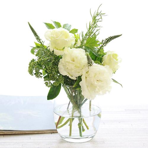 青山フラワーマーケットで届く仏花