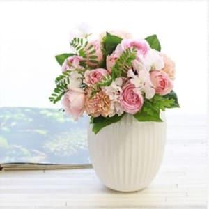 青山フラワーマーケット定期便Lコースのお花