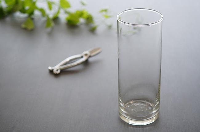 青山花茂の無料プレゼント花瓶