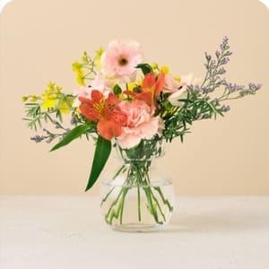 bloomeeプレミアムプランのお花の画像