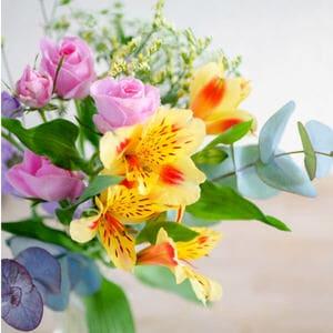 bloomeeリッチプランのお花