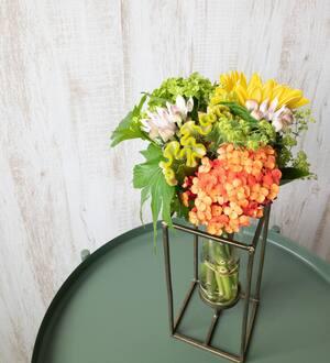 HanaPrime(ハナプライム)定期便のお花