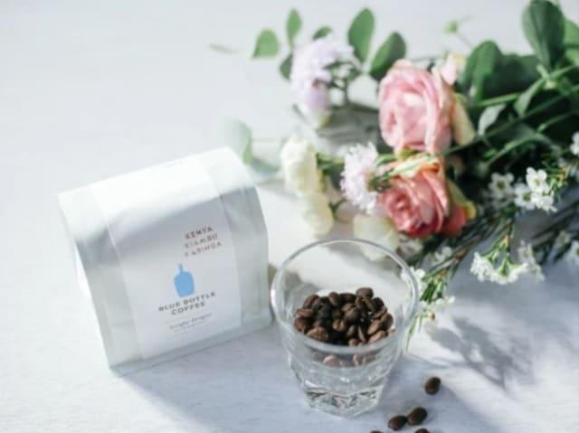LIFFT(リフト)コーヒーセットプランのお花