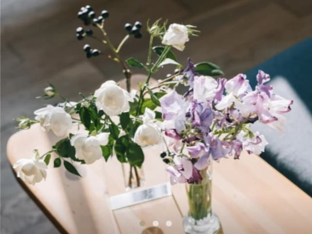 LIFFT(リフト)スタンダードプランのお花