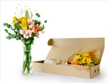 LIFULL FLOWER(ライフルフラワー)セルフアレンジプランのお花