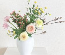 medeluのお花(natural basic)