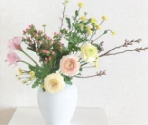 medelu(メデル)naturalプラン(basic)のお花の画像