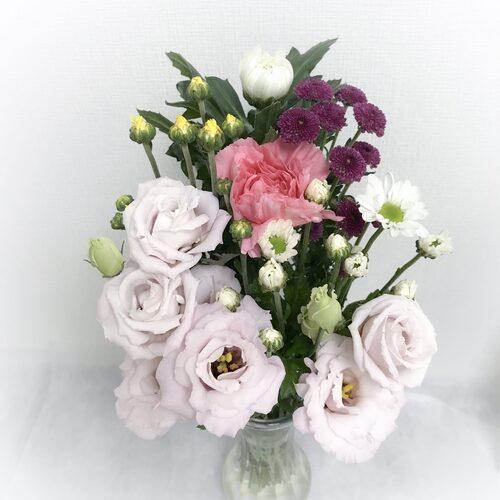 ミラフローラで届く仏花