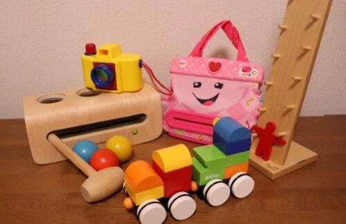 トイボックス(TOYBOX)3歳前のこどものおもちゃ