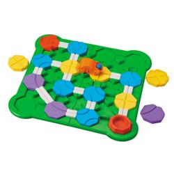 ルートゲーム型パズル
