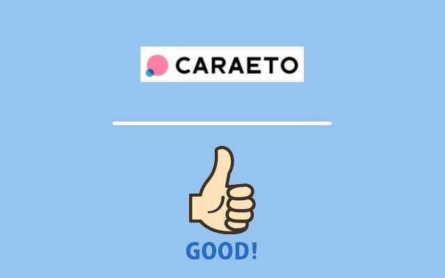 カラエト(caraeto)の良い点